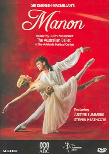 MANON (AUSTRALIAN BALLET) BY MACMILLAN,KENNETH S (DVD)